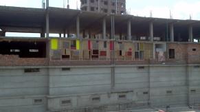 View from the Babubazar bridge