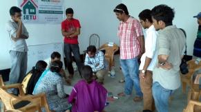 SWOT Analysis workshop with LEEDO